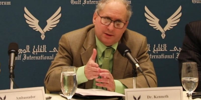 Future of the GCC: The Continuing Gulf Crisis, Dr. Kenneth Katzman's Remarks at GIF Panel Luncheon, Feb 1, 2018