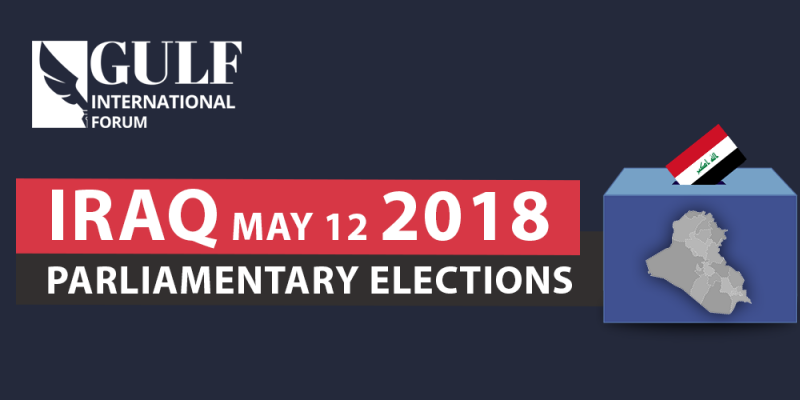 Iraq 2018 Parliamentary Elections Infograph