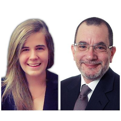 Dr. Theodore Karasik & Madison Taylor