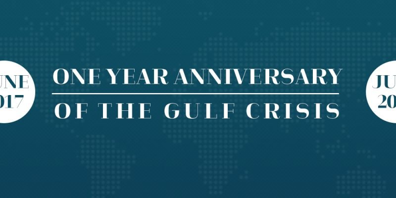 One Year Anniversary of The Gulf Crisis in 3 Minutes