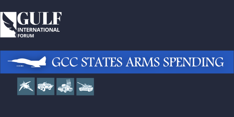 GCC States Arms Spending