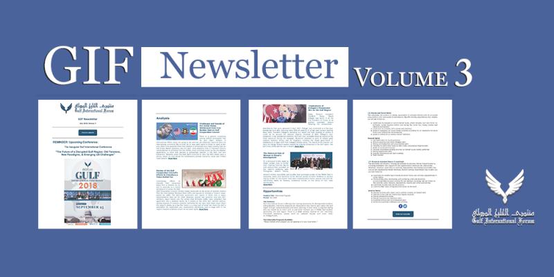 GIF Newsletter Volume 3