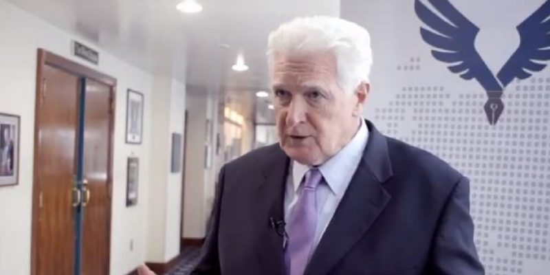Interview with Congressman James Moran on the Side of Gulf International Conference