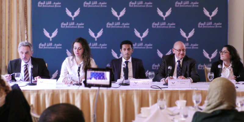 Main remarks from GIF Panel: Religious Pluralism in the Gulf