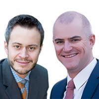 Giorgio Cafiero & Colby Connelly