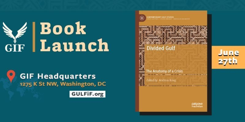 "Event Video of Book Launch ""Divided Gulf: The Anatomy of a Crisis"" with..."
