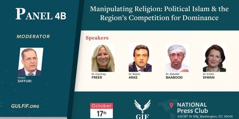 Manipulating Religion: Political Islam & the Region's Competition for Dominance