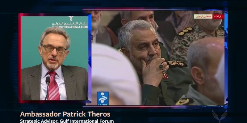 Ambs. Patrick Theros talks about the possible response from Iran & Iraq to the killing of Soleimani