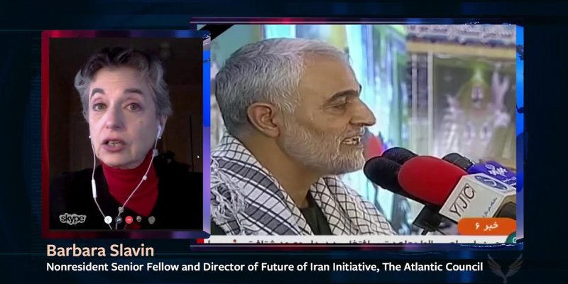 Barbara Slavin talks about possible retaliation scenarios by Iran after the killing of Soleimani
