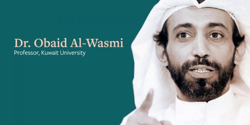Discussion with Dr. Obaid Al-Wasmi about the future of the GCC