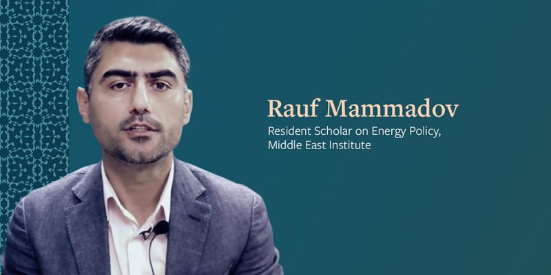 Rauf Mammadov explains the factors that will control the oil price in the coming weeks
