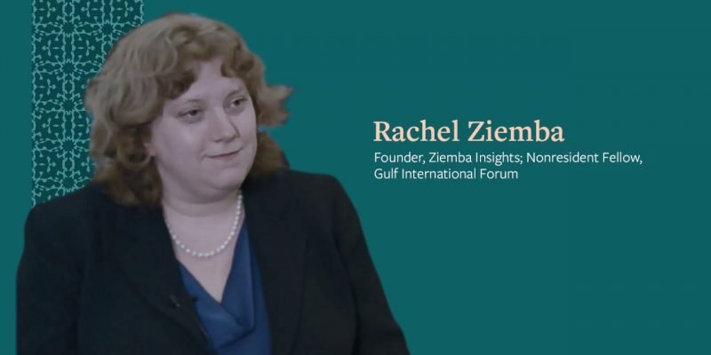 Rachel Ziemba Explains the Impact of Global Pandemic on Gulf States' Economies
