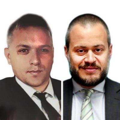 Giorgio Cafiero & Brett Sudetic
