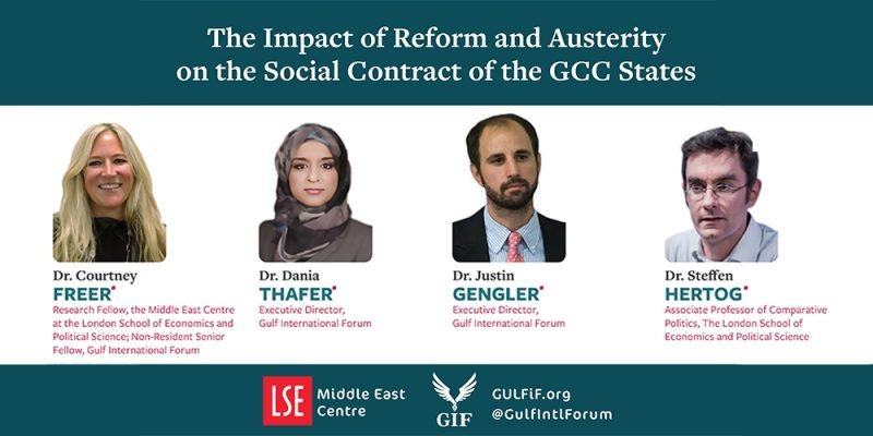 The Impact of Reform and Austerity on the Social Contract of the GCC States