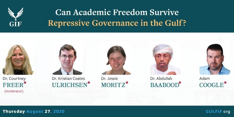 Can Academic Freedom Survive Repressive Governance in the Gulf?