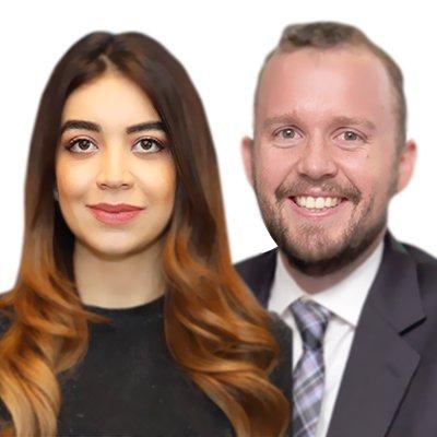 Shaikha Al-Hashem & Geoffrey Martin