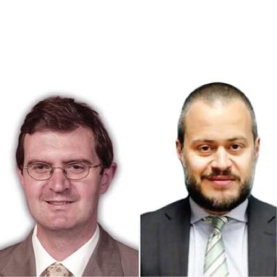 Dr. Kristian Coates Ulrichsen & Giorgio Cafiero