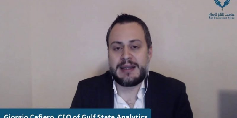 Giorgio Cafiero Explains What does the End of the Gulf Crisis Mean to the GCC States