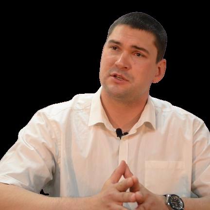 Dr. Sergey Sukhankin